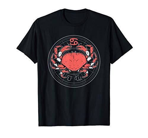 Krebs   Sternzeichen Krebs T-Shirt