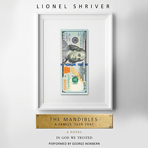 The Mandibles cover art