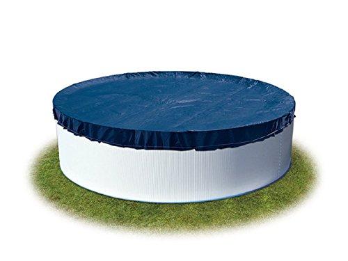 Steinbach Lona, Ligera, para la Piscina, con un diámetro de 460cm, de Color Azul y de 460x 460x 0,1cm (036201)