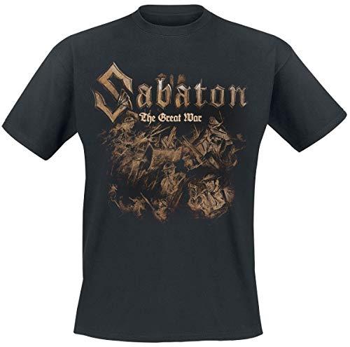 Sabaton The Great War - Soldiers Männer T-Shirt schwarz L