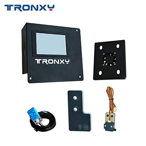 X5S to X5SA or X5S-400 to X5SA-400 Upgrade Kit 3D Printer Parts Accessory with Touchscreen Cooling Fan Auto Leveling Filament Run Out Detection