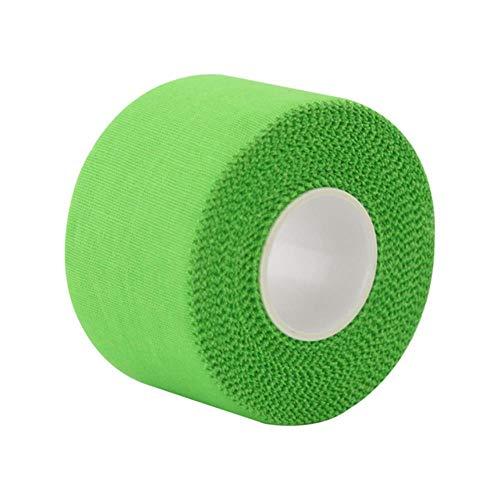 VHJ elastisches Pflaster, Kinesiologie-Tape, Knie, Sport, Muskel-Tape, selbstklebende Bandage, Rolle Elastoplast Muskeltape Grün A