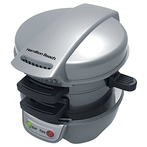 Electric Sandwich Maker - Quick & Easy