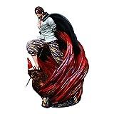 SYLYCS Anime One Piece Shanks Four Emperors Scene GK Figura De Estatuilla Material De PVC En Caja Personaje De Juego De Dibujos Animados Decoración De Escritorio Regalo Modelo 3D-Hight 39CM
