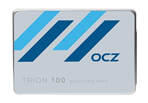 OCZ TRION100 TRN100-25SAT3-240G interne SSD 240GB (6,6 cm (2,5 Zoll), SATA lll) silber
