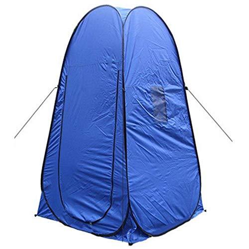 WFFF tragbare Zelte, Unterstand für WC, Dusche, Umkleidekabine, Strand, Camping, tragbares Pop-Up-Zelt, mobiles WC, Reiseset, Outdoor-Zelt