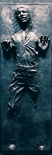 Star Wars Poster - Han Solo Carbonite Empire Strikes Back + Ü-Poster