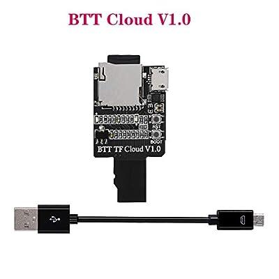 PoPprint BTT TF Cloud V1.0 SD Cloud Wireless Transmission Module For SKR MINI E3 SKR V1.4 Turbo TMC2209 TMC2208