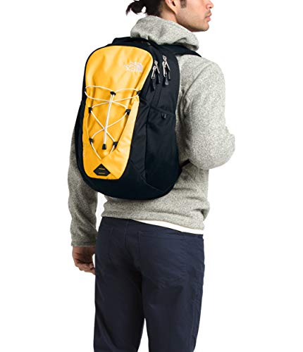 The North Face Jester Tnfylw/Tnfblack Daypack, Unisex Adulto, TNF Yellow/TNF Black, OS