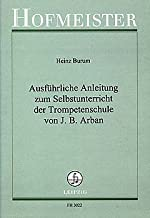 AUSFUEHRLICHE ANLEITUNG ZUM SELBSTUNTERRICHT - arrangiert für Trompete [Noten / Sheetmusic] Komponist: BURUM HEINZ