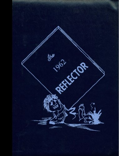 (Reprint) 1962 Yearbook: Caribou High School, Caribou, Maine