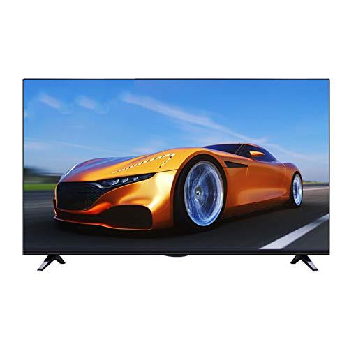 Household appliances Televisor LCD LED Ultra Claro para el hogar, Smart TV Android Compatible con VGA, Interfaz S-Video, USB, AV, HDMI, Smart Network TV con WiFi y Pantalla de proyección