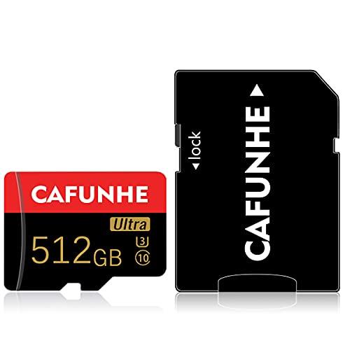 Micro-SD-Karte, 512 GB, TF-Karte, Klasse...