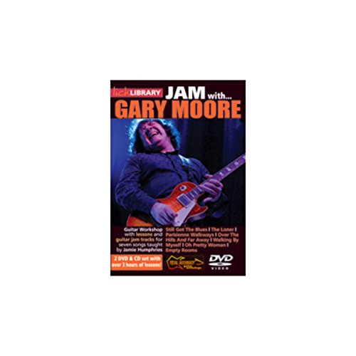 Jam With Gary Moore (Doppel-DVD)