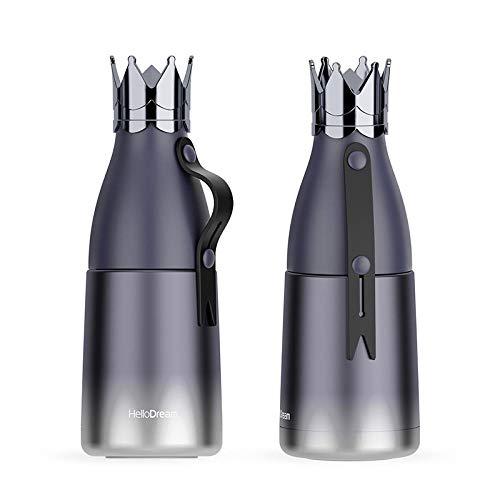 XIXISA Botella de Agua Caliente de Capacidad de 240 ML, Taza