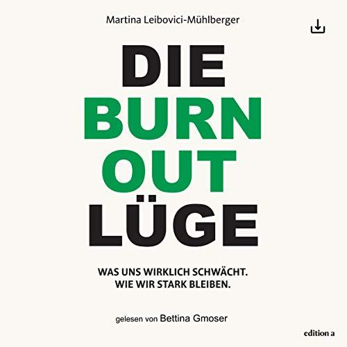 Die Burnout Lüge Titelbild