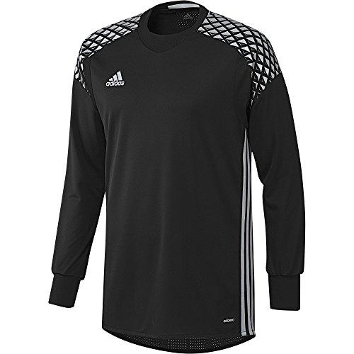 adidas Adizero Goal Keeper Camiseta Manga Larga Player Edition Onore Negro S M L XL, color Negro , tamaño 10 / XL