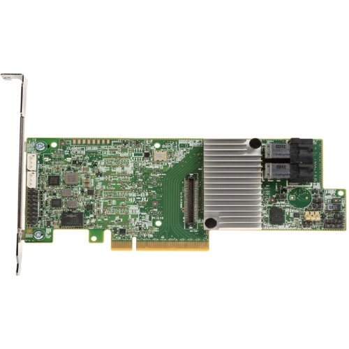 LSI MegaRAID SAS 9361-8i KIT 8-Port Int, 12Gb/s SATA+SAS, LSI00416 (8-Port Int, 12Gb/s SATA+SAS PCIe 3.0, 1GB DDRIII)