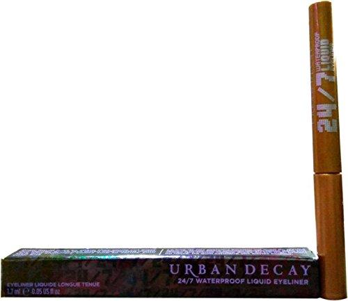 Urban Decay 24/7 Waterproof Liquid Eyeliner El Dorado 0.25 oz