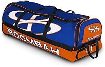 Boombah Brute Rolling Baseball/Softball Bat Bag - 35