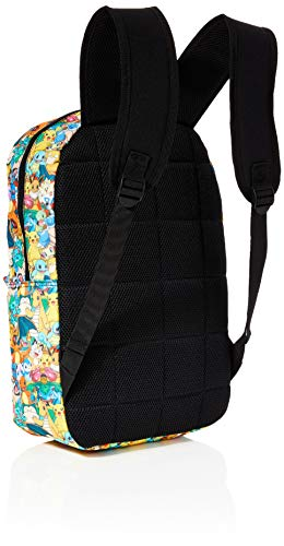 41J1cJmWv3L - Bioworld POKEMON All-over Characters Print Backpack Mochila tipo casual, 45 cm, 15 liters, Varios colores (Multicolour)