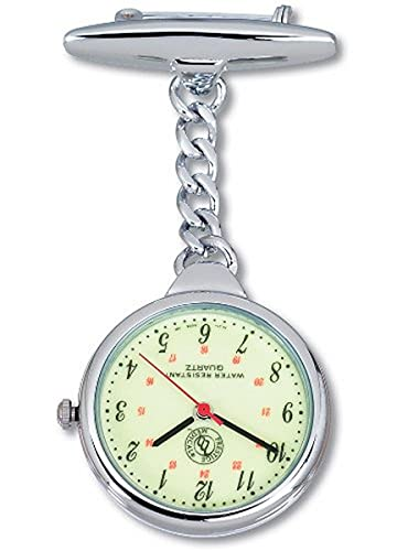 gift ideas for veterinary students - lapel watch