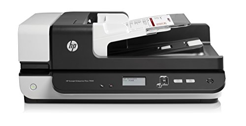 Sale!! HP ScanJet Enterprise Flow 7500 Flatbed OCR Scanner (L2725B#BGJ)