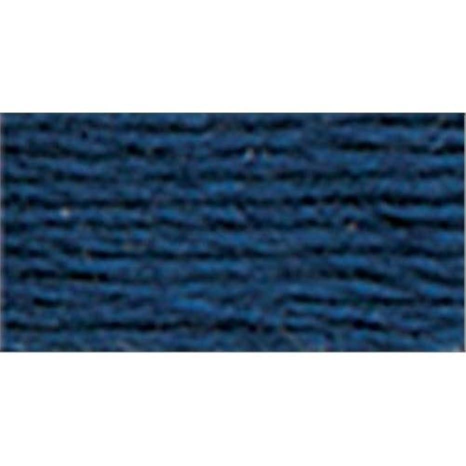 DMC Six Strand Embroidery Cotton 100 Gram Cone: Navy Blue