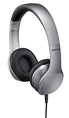 Samsung On Ear Kopfhörer 3,5mm Klinke EO-OG900BSEGWW in Silber für Samsung Galaxy Alpha G850F