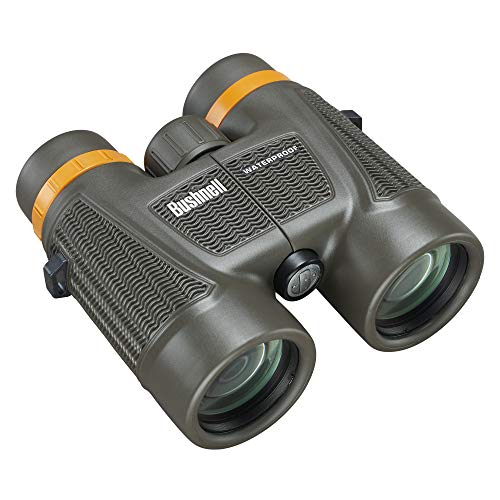 Bushnell H2O Xtreme 10x42 Compact Waterproof Binoculars with Fully Multi Coated Lens for Hunting and Boating 181042C