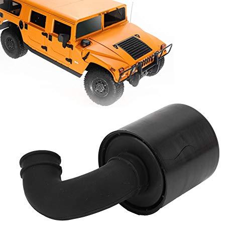 FOTABPYTI Filtro de Aire, Filtro de Aire, Filtro de Aceite de Coche, Filtro de Aire RC, Filtro de Aire del Motor, Accesorio Universal para Coche de Motor de Aceite RC 1/8(Black)