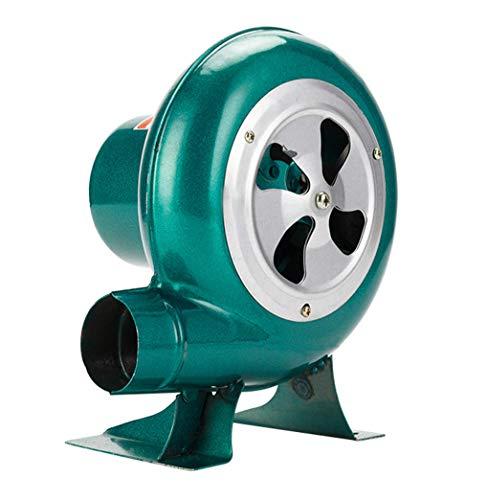 Yx-outdoor Soplador eléctrico de forja de Herrero, combustión y Fuego de refrigeración...
