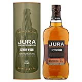 Jura Seven Wood Single Malt Scotch Whisky - 700 ml