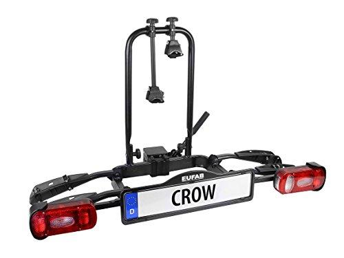 EUFAB 11563 Fahrradträger Crow, teilweise vormontiert