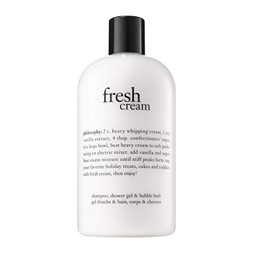 philosophy fresh cream - shower gel, 16 oz