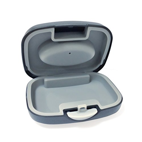 Hard Hearing Aid Portable Storage Carrying Case for Hearing Aids/PSAP/BTE/ITE/ITC/CIC/RIC/RITE