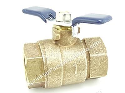 """Febco Shut off valve ball valve 1"""" by Febco"""