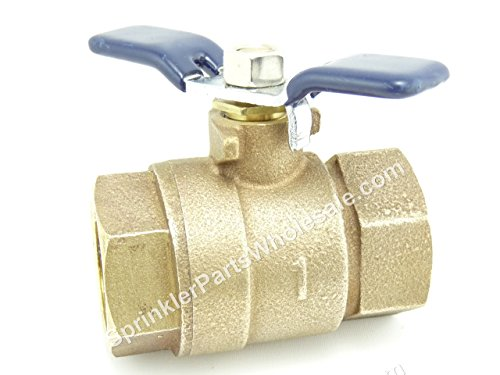 watts 1 inch ball valve - 1