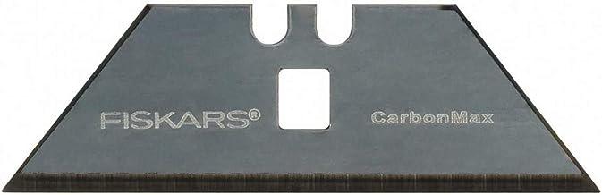 Fiskars utbytesblad för flera Fiskars universalknivar, blad av rostfritt stål, 10-pack, CarbonMax, 1027230