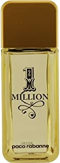 Paco Rabanne 1 Million Aftershave lotion for Men - 100ml by Paco Rabanne