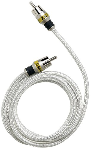 Streetwire ZN7V35 One RCA Video Cable Wire 11.5 Ft M/M