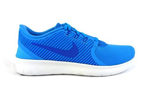 Nike Herren Free RN CMTR Laufschuhe, Azul (Blue Glow/Hyper Cobalt-Wolf Grey), 44.5 EU