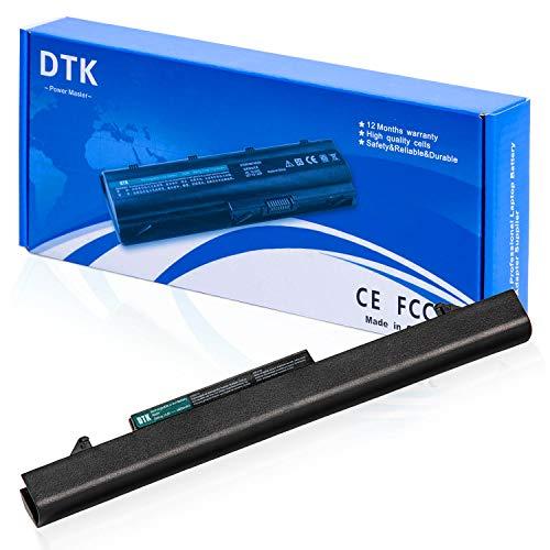 DTK Laptop Battery for HP ProBook 430 430-G1 430-G2 RA04 708459-001 RA04 708459-001 [ 14.8V 2600MAH Black ]