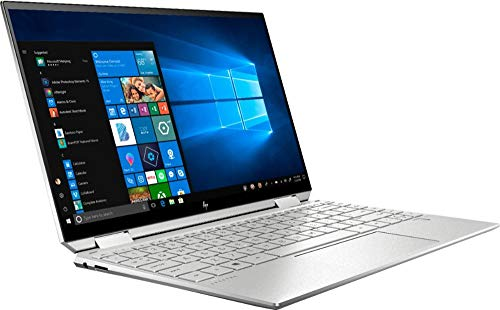 Product Image 5: HP Spectre x360-13.3″ FHD Touch – 10gen i7-1065G7-8GB – 512GB SSD 32GB Optane – Silver