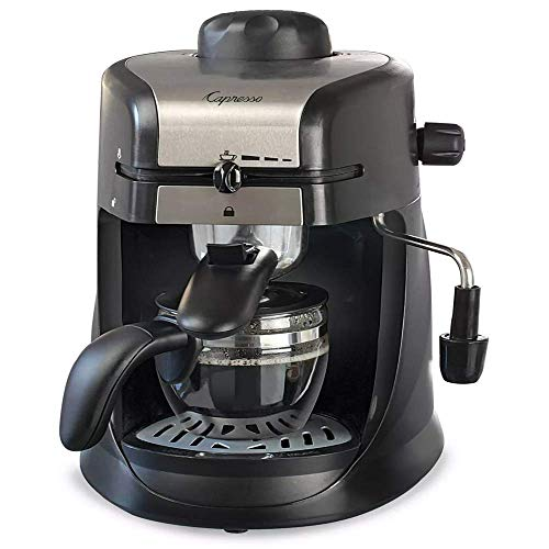 Capresso 30398FR / 303.98/303.98 4 Cup Espresso & Cappuccino Machine (Renewed)