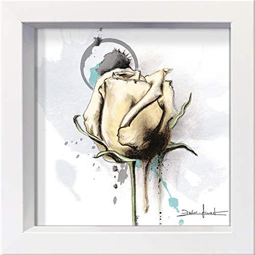International Graphics - Postal enmarcada - Isabelle, Zacher-Finet - ''Urban Romance Square...