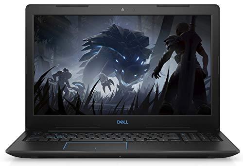 Dell G3 15 3000 15.6-Inch FHD, IPS, Anti-Glare Gaming 2019 Laptop - (Black) (Intel Core i5-8300H, 8 GB RAM, 256 GB SSD, Nvidia GeForce GTX 1050 with 4 GB GDDR5 Graphics, Windows 10 Home) Renewed