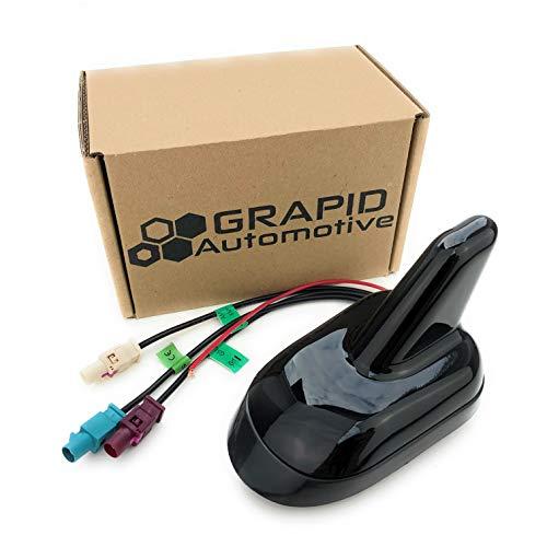 GRAPID Automotive® Shark Dachantenne (FM/AM, GPS, GSM)