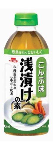 イチビキ『浅漬けの素こんぶ味』