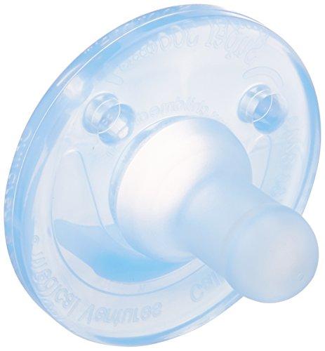 4 tétines Avent - Soothie - En Amérique - Pour enfants de 6 à 18 mois (à partir de 3 mois) - Bleu